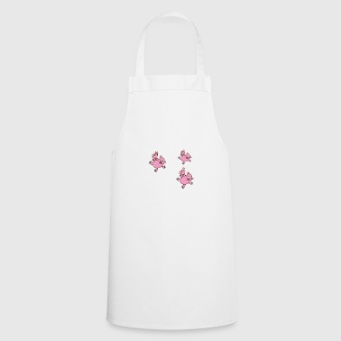 Flying pigs - Cooking Apron