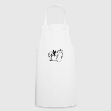Horse, pony, mare, stallion, - Cooking Apron