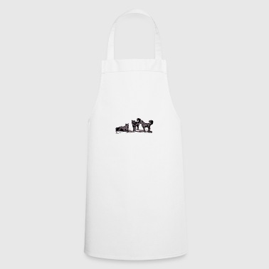 Wolf pack - Cooking Apron