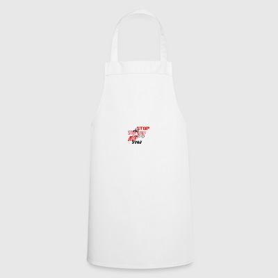 Stop - Cooking Apron