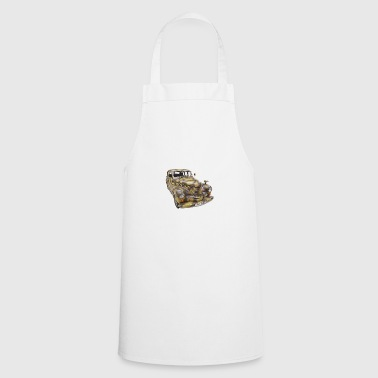 Opel1920 - Cooking Apron