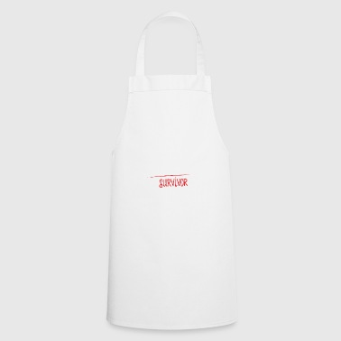Doctor / Physician: PhD candidate or survivor? - Cooking Apron