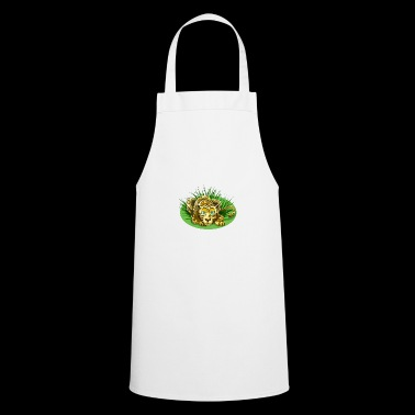 leopard - Cooking Apron