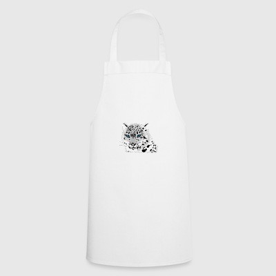 cheetah - Cooking Apron