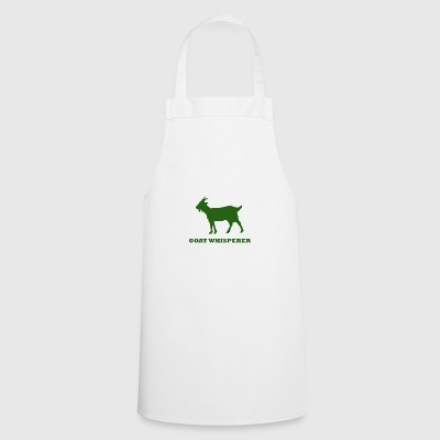 Goat / farm: Goat Whisperer - Cooking Apron