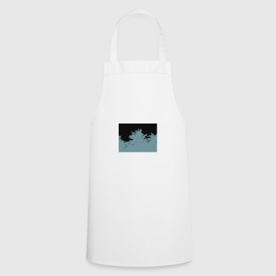trees - Cooking Apron