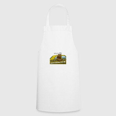 Comrade baer - Cooking Apron