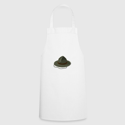 Scout hat - Cooking Apron
