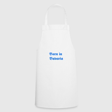 Born in Bavaria - Cooking Apron