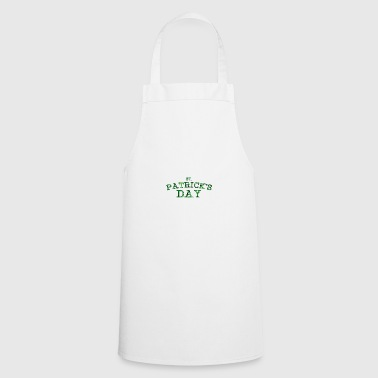 St. Patrick's Day - Cooking Apron