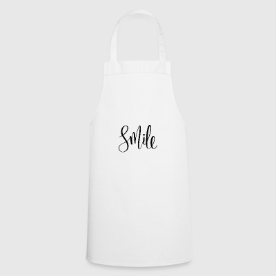 Smile - Cooking Apron