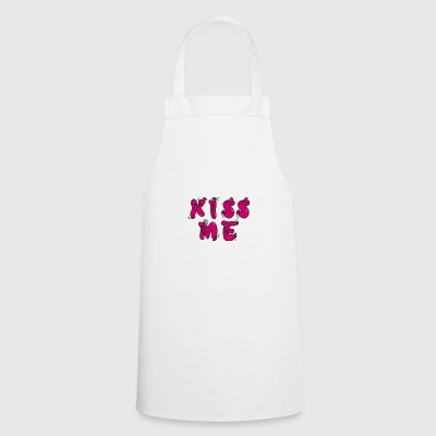 KISS ME - Cooking Apron