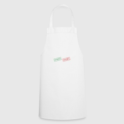 Stamp - Cooking Apron