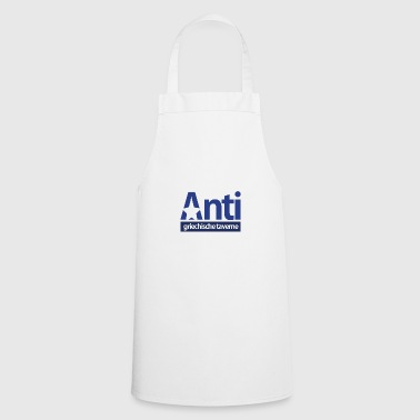 Antistar Logo Blue version - Cooking Apron