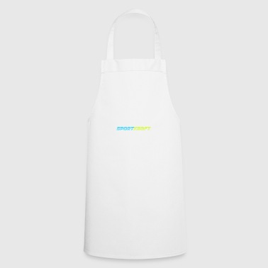 sports power - Cooking Apron