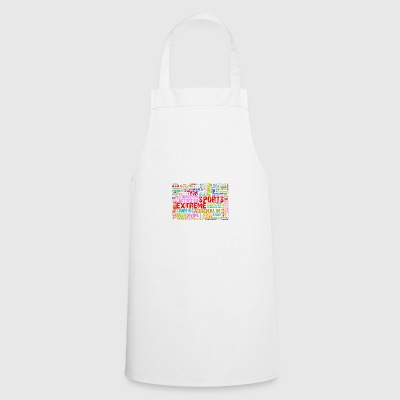Extreme sports - Cooking Apron