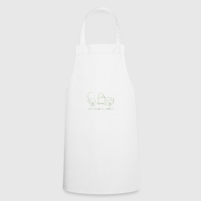 Eat Sleep Defend - Cooking Apron