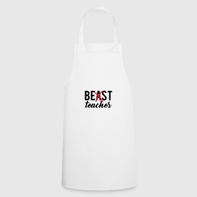 Teacher / School: Best Teacher - Cooking Apron