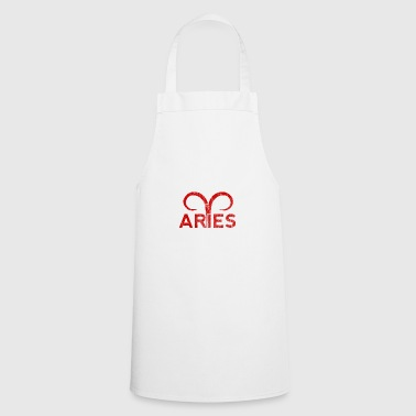 Aries / Zodiac Aries - Cooking Apron