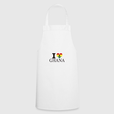 I LOVE GHANA - Cooking Apron