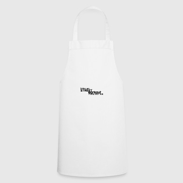 Street workout - Cooking Apron