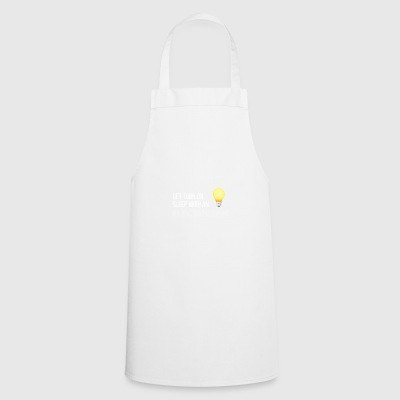 Electricians: Get turn on sleep with at Electrician - Cooking Apron