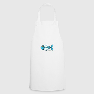 Fish bone - Cooking Apron