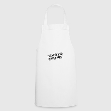 limited edition - Cooking Apron