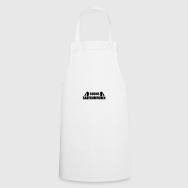 Search saufkumpanen beer drinking malle jga - Cooking Apron
