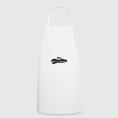 Law of Attraction - Cooking Apron