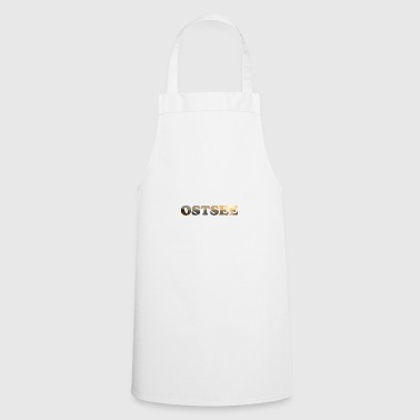 Text BALTIC - Cooking Apron
