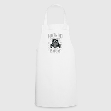 Twisted Hotrod2 - Cooking Apron