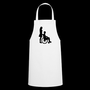 wheelchair - Cooking Apron