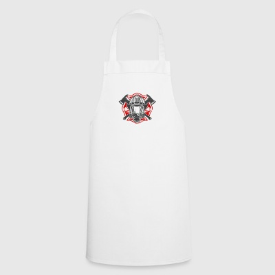 Firefighter - Feel the heat - Cooking Apron