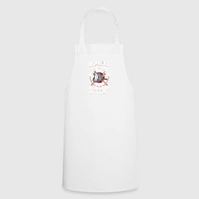 Firefighter - Bravery - Cooking Apron