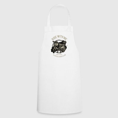 Ride With Me - Cooking Apron