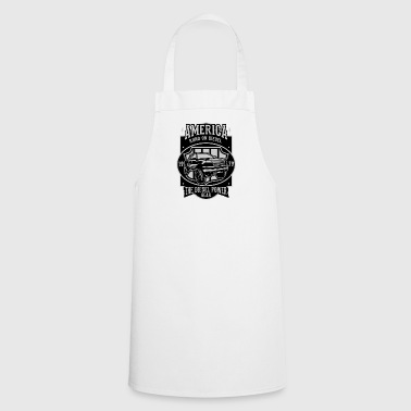Runs On Diesel2 - Cooking Apron