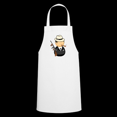 gangster - Cooking Apron