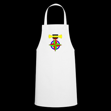 Northern lights - Cooking Apron