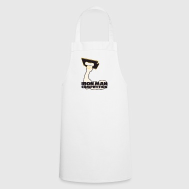 Iron Man Competition - Iron Man Competition - Cooking Apron