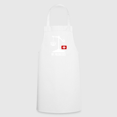 Swiss National Day - Cooking Apron