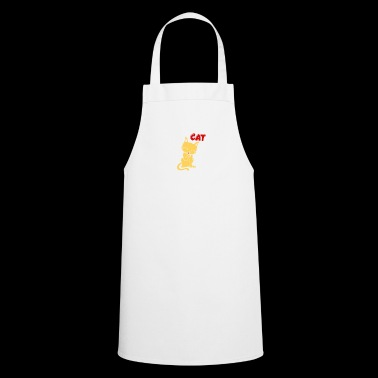 Cats cat | Crazy Cat - Cooking Apron