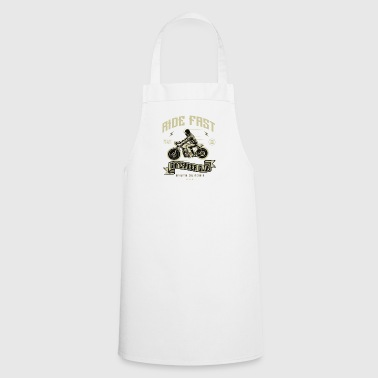 Ride Fast - Cooking Apron