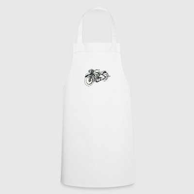 Super Motor2 - Cooking Apron