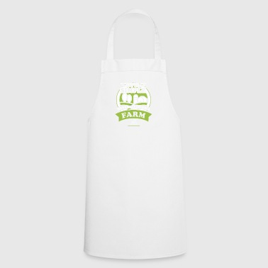 WHOEVER SAID THAT COUNTRY LIFE WHAT SIMPLE - Cooking Apron