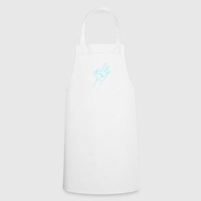 ScubaImOK001 - Cooking Apron