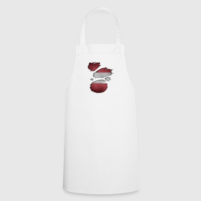 i love austria austria roots home pride p - Cooking Apron