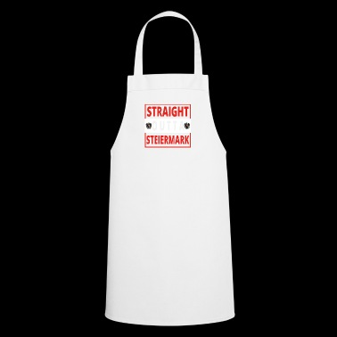 Straight outta Styria - Cooking Apron