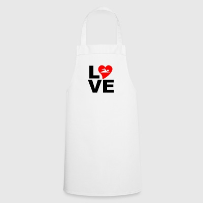 Love swimming - Cooking Apron