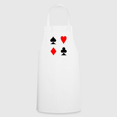 Cards player - Cooking Apron